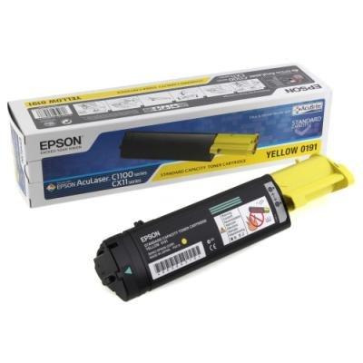 Toner Epson 0191 žlutý