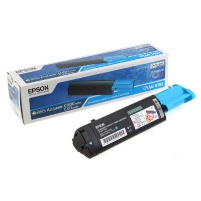Toner Epson 0193 modrý