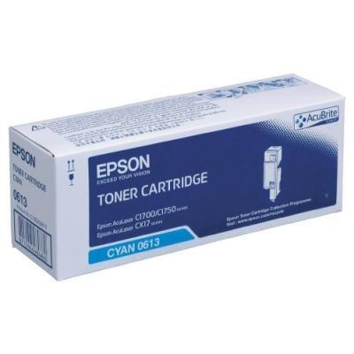 Toner Epson 0613 modrý