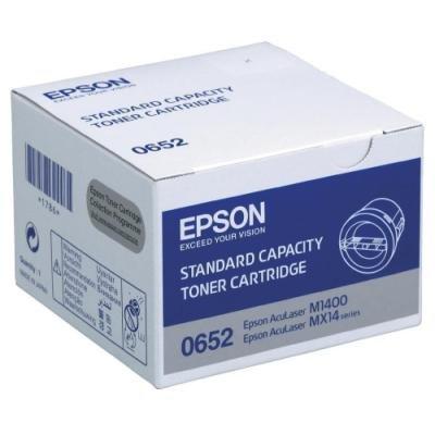 Toner Epson 0652 černý