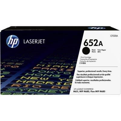 Toner HP 652A (CF320A) černý