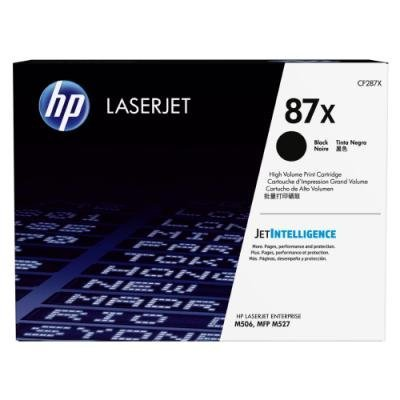 Toner HP 87X (CF287X) černý