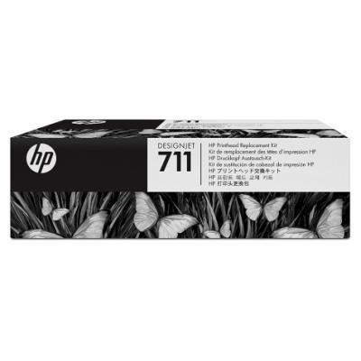 Tisková hlava HP 711 (C1Q10A) 4 barvy
