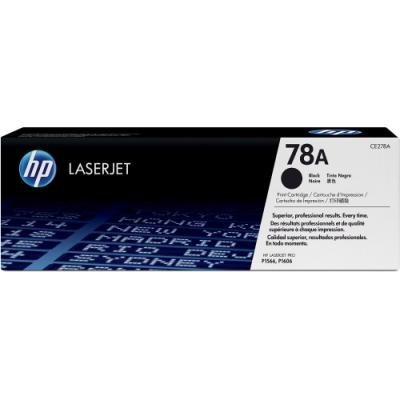 Toner HP 78A (CE278A) černý