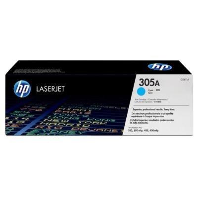 Toner HP 305A (CE411A) modrý