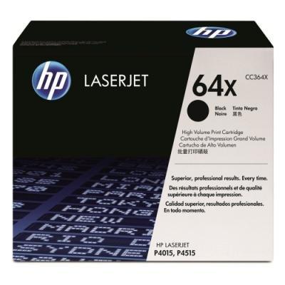 Toner HP 64X (CC364X) černý