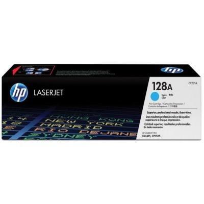 Toner HP 128A (CE321A) modrý