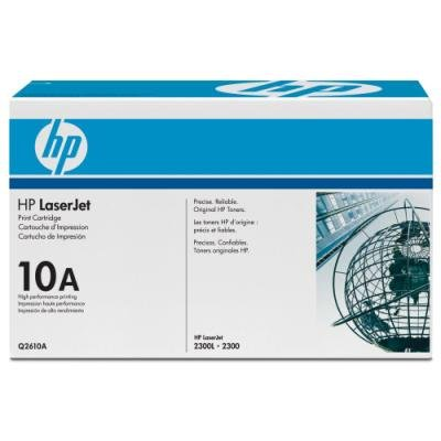 Toner HP 10A (Q2610A) černý