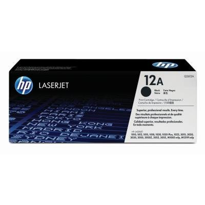 Toner HP 12A (Q2612A) černý