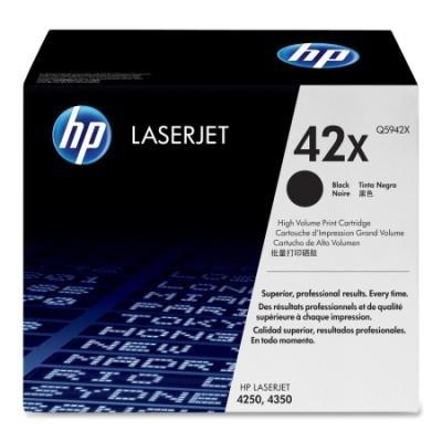 Toner HP 42X (Q5942X) černý