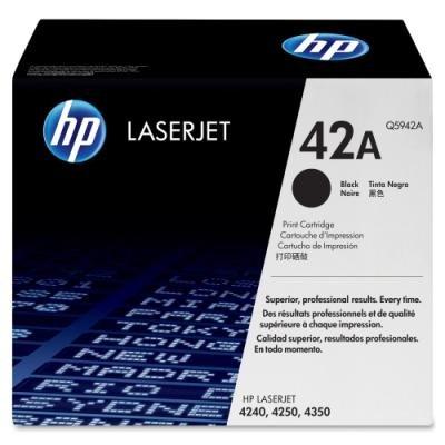 Toner HP 42A (Q5942A) černý