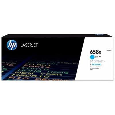 Toner HP 658X (W2001X) modrý