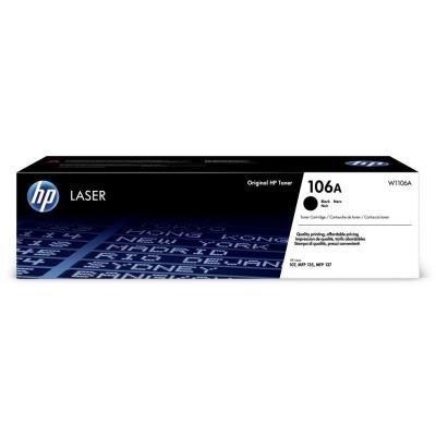 HP toner 106A (černý, 1 000str.) pro HP Laser 107a, 107w, HP Laser MFP 135a, 135w