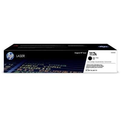 Toner HP 117A (W2070A) černý