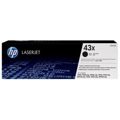 Toner HP 43X (C8543X) černý