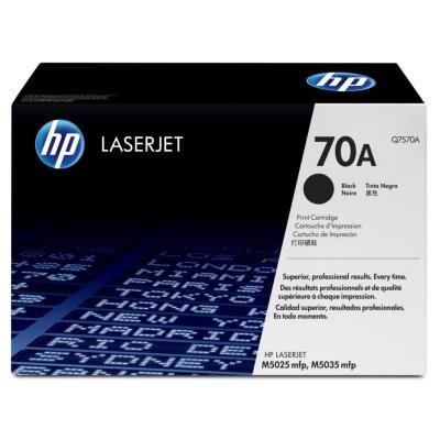 Toner HP 70A (Q7570A) černý