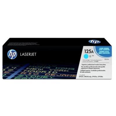 Toner HP 125A (CB541A) modrý