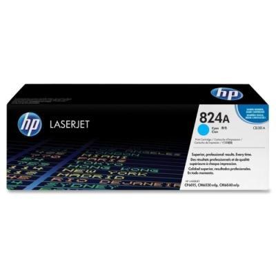 Toner HP 824A (CB381A) modrý
