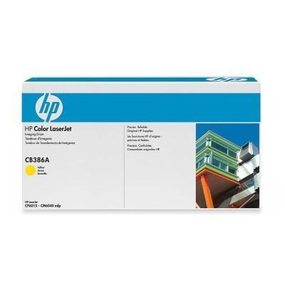 HP Tiskový válec žlutý, CB386A originál