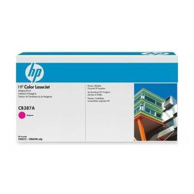 HP Tiskový válec purpurový, CB387A originál