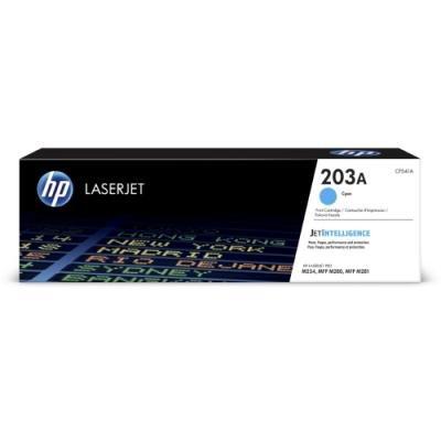 Toner HP 203A (CF541A) modrý