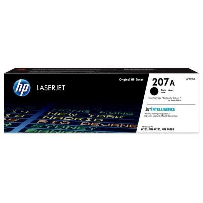HP 207A (W2210A) černý