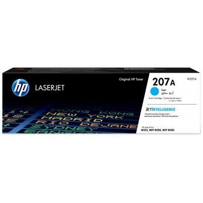 HP 207A (W2211A) modrý