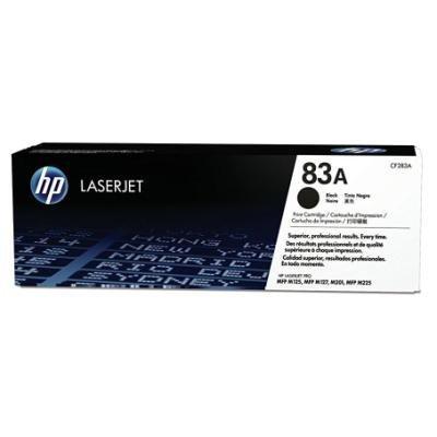 Toner HP 83A (CF283A) černý