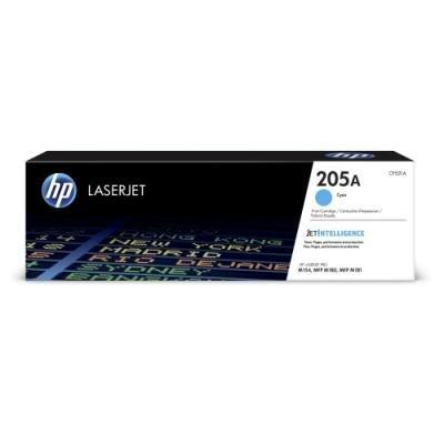 Toner HP 205A (CF531A) modrý