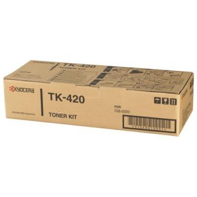 Toner Kyocera TK-420 černý