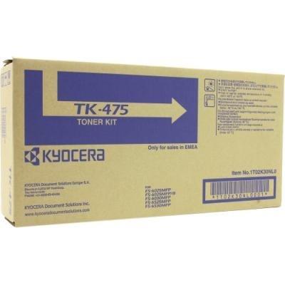 Toner Kyocera TK-475 černý