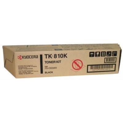 Toner Kyocera TK-810K černý