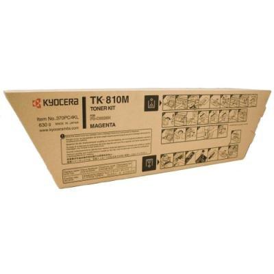 Toner Kyocera TK-810M červený