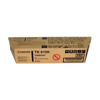 Toner Kyocera TK-815K černý