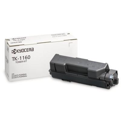 Toner Kyocera TK-1160 černý