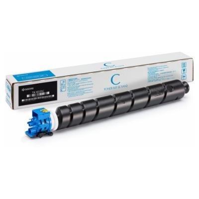 Toner Kyocera TK-8335C modrý