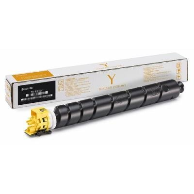 Toner Kyocera TK-8335Y žlutý