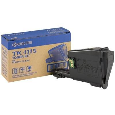 Toner Kyocera TK-1115 černý
