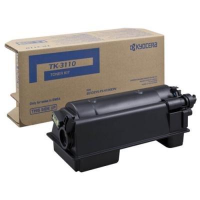 Kyocera toner TK-3110/ 15 500 A4/ černý/ pro FS-4100DN/4200DN/4300DN
