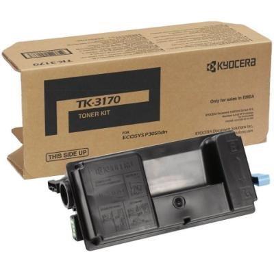 Toner Kyocera TK-3170 černý