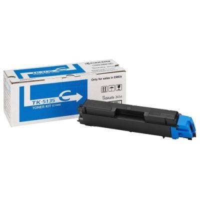 Toner Kyocera TK-5135C modrý