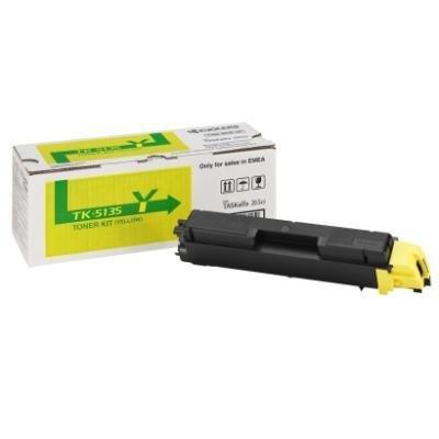 Toner Kyocera TK-5135Y žlutý