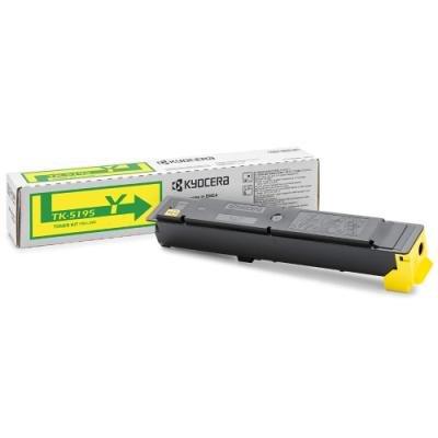 Toner Kyocera TK-5195Y žlutý