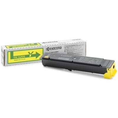 Toner Kyocera TK-5205Y žlutý