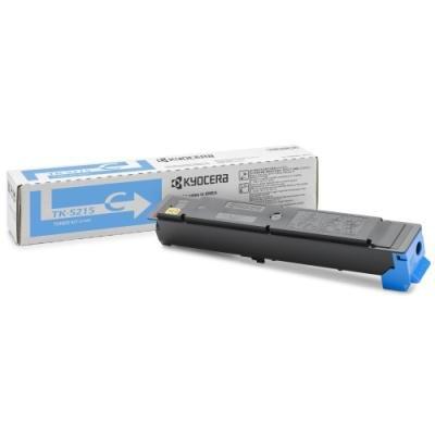 Toner Kyocera TK-5215C modrý