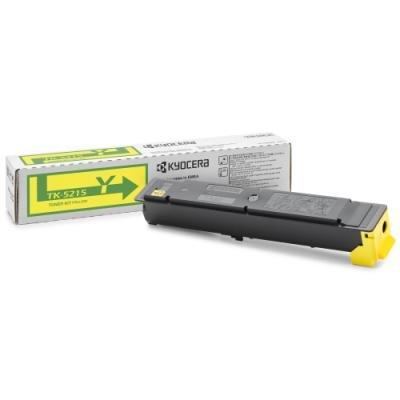 Toner Kyocera TK-5215Y žlutý