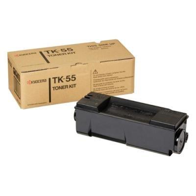 Toner Kyocera TK-55E černý