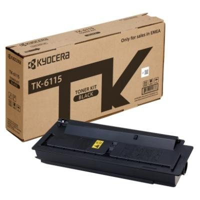 Toner Kyocera TK-6115 černý