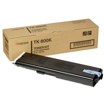 Toner Kyocera TK-800K černý