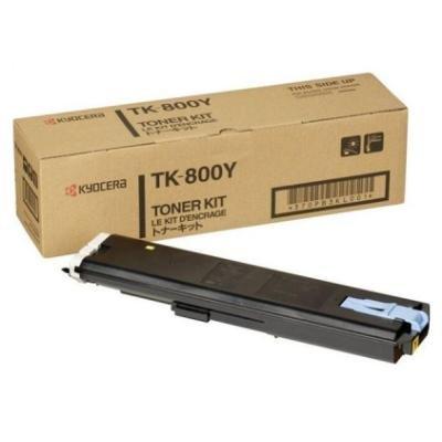 Toner Kyocera TK-800Y žlutý